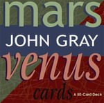 Mars Venus Cards : Small Card Decks - John Gray