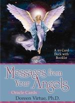 Messages From Your Angels Oracle Cards : A 44-Card Deck - Doreen Virtue