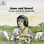 Lions & Bears : God Loves Me Storybooks #18 - Patricia L Nederveld