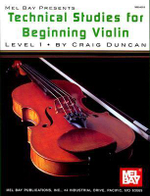 Technical Studies for Beginning Violin Lesson 1 - Dr Craig Duncan
