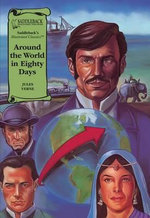 Around the World in Eighty Days : Illustrated Classics - Jules Vern