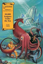 20,000 Leagues Under the Sea : Illustrated Classics - Jules Vern