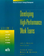 In Action Vol. 2 : Developing High-Performance Work Teams : Developing High-Performance Work Teams - Steven D. Jones