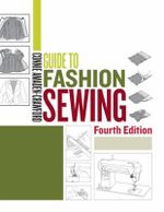 Guide to Fashion Sewing : Printed Cloth for the Bazaars of Central Asia - Connie Amaden-Crawford