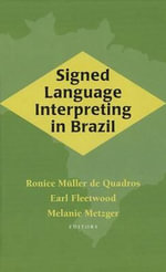 Signed Language Interpreting in Brazil