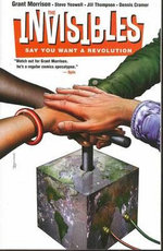 The Invisibles : Say You Want a Revolution Volume 1 - Grant Morrison
