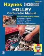 Holley Carburettor Manual - Mark Ryan
