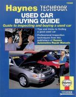 Used Car Buying Guide : Guide to Inspecting and Buying a Used Car - Mike Stubblefield