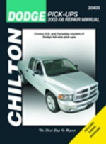 Dodge Pick-Ups, 2002-2008 : Covers U.S. and Canadian Models of Dodge Full-Size Pick-Ups - John A Wegmann