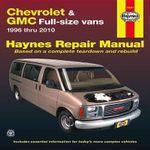 Chevrolet Express & GMC Automotive Repair Manual : 97-10 - Mike Stubblefield
