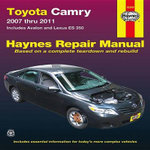 Toyota Camry Service and Repair Manual : 2007 to 2011 - Jeff Killingsworth