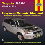 Haynes Toyota RAV4 Automotive Repair Manual : 1996 Through 2010 - Bob Henderson