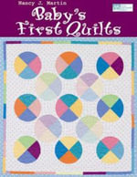 Baby's First Quilts - Nancy J. Martin