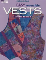 Easy Reversible Vests - Carol Doak