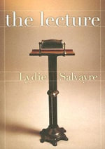 The Lecture : French Literature Series - Lydie Salvayre