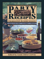 Party Receipts from the Charleston Junior League
