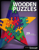 Wooden Puzzles : 29 Favorite Projects and Patterns