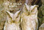 Wild Asian Birds Postcards Bk - Mark Brazil