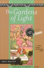 The Gardens of Light : Emerging voices - new International fiction - Amin Maalouf