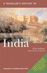 Travellers History of India - Stephen G Haw