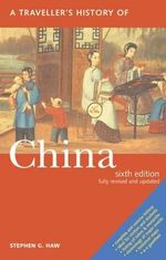 Traveller's History of China : Traveller's History of China - Richard Tames