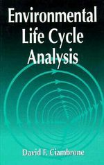 Environmental Life Cycle Analysis - David F. Ciambrone