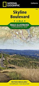 Skyline Boulevard Parks and Preserves : Trails Illustrated Other Rec Areas - National Geographic Maps