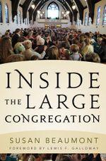 Inside the Large Congregation - Susan Beaumont