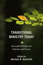 Transitional Ministry Today : Successful Strategies for Churches and Pastors