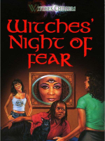 Witches' Night of Fear : Witches' Chillers - Silver RavenWolf