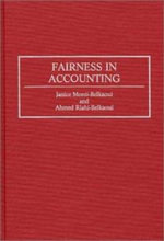 Fairness in Accounting :  Present and Future Scope - Janice Monti-Belkaoui