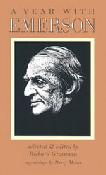 A Year with Emerson : A Daybook - Ralph Waldo Emerson