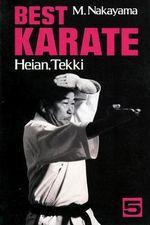 Best Karate Volume 5 : Best Karate - Masatoshi Nakayama