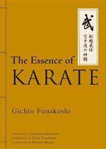 The Essence of Karate - Gichin Funakoshi