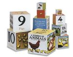 A Number of Animals Nesting Blocks - Kate Green