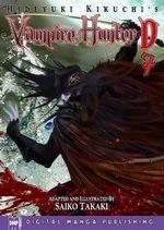 Vampire Hunter D : Volume 7 - Hideyuki Kikuchi