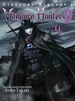 Hideyuki Kikuchi's Vampire Hunter D Manga : v. 4 - Hideyuki Kikuchi
