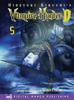 Hideyuki Kikuchi's Vampire Hunter D Manga : v. 5 - Saiko Takaki