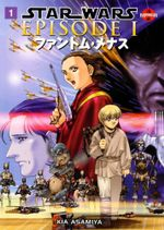 Star Wars: v. 1 : Episode I - The Phantom Menace - George Lucas