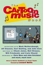 The Cartoon Music Book