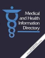 Medical & Health Information Directory : 10 Volume Set
