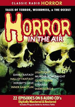 Horror in the Air : Tales of Terror, Weirdness, & the Occult - Peter Lorre