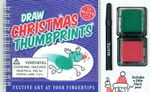 Draw Christmas Thumbprints : Festive Art at Your Fingertips with Pens/Pencils and Ink Pad :  Klutz Series - Klutz Editors