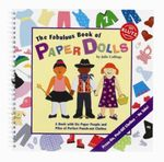 The Fabulous Book of Paper Dolls - Julie Collings