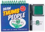Draw Thumb People : Klutz Series - Editors of Klutz