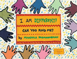 I am Different! Can You Find Me? : Can You Find Me? - Manjula Padmanabhan