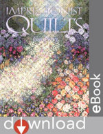 Impressionist Quilts : A Color and Design Manual - Gai Perry