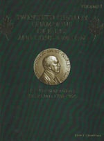 Twentieth Century Champions of Parks and Conservation: 1928-1964 v. 1 : The Pugsley Medal Recipients - John L. Crompton