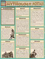 Mythology: Greek/Roman Mortals : Reference Guide - BarCharts, Inc.
