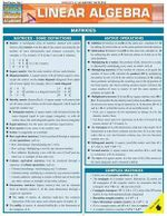 Linear Algebra : Reference Guide - BarCharts, Inc.